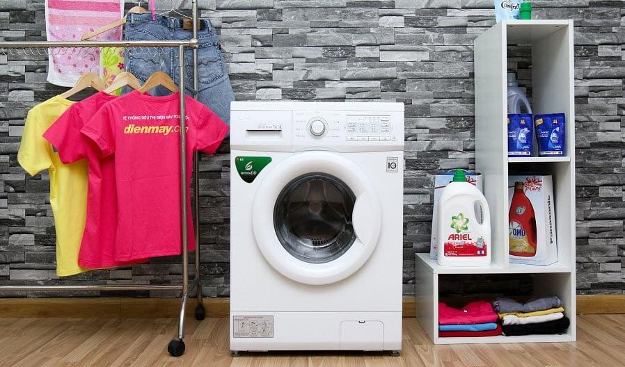 8 thương thiệu máy giặt tốt nhất mà bạn nên quan tâm 2019