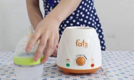 6 thương hiệu máy tiệt trùng bình sữa tốt nhất 2019 hiện nay