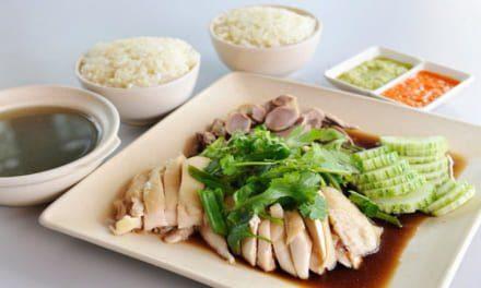 Cách nấu cơm gà ngon và đơn giản bằng nồi cơm điện