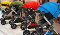 Xe đẩy em bé loại nào tốt: Seebaby, Combi và Aprica?