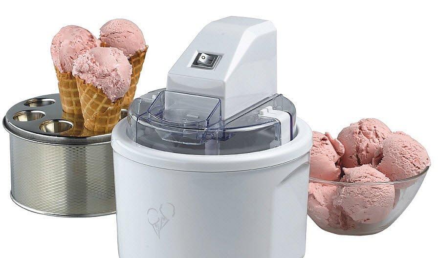 Cách sử dụng máy làm kem tươi bạn cần nên biết