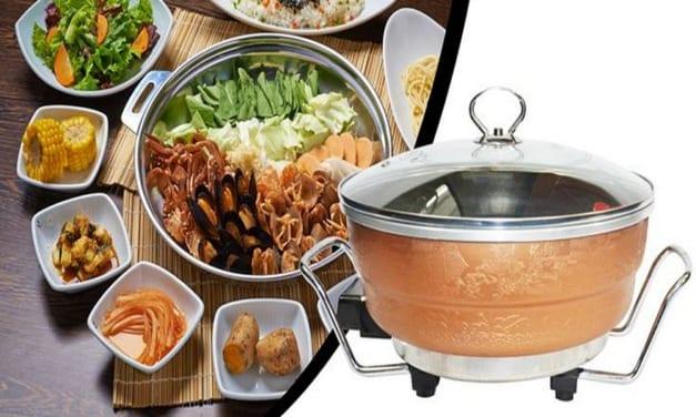 Kinh nghiệm: nên chọn mua nồi lẩu điện hãng nào là tốt nhất giữa: Happy Cook, Sunhouse, Osaka và Kangaroo?