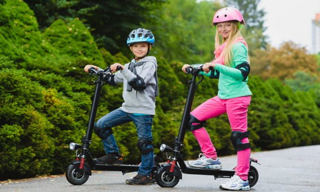 Xe trượt scooter trẻ em tốt nhất 2019 hiện nay