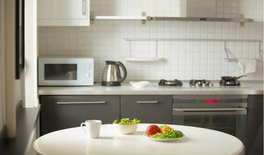 Bí kíp giúp chị em vệ sinh căn bếp hiệu quả và nhanh chóng
