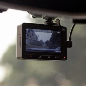 Camera hành trình xe oto Xiaomi Yi Smart Car DVR