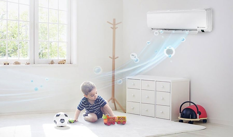 Phương pháp tự vệ sinh điều hòa tại nhà đơn giản, dễ thực hiện
