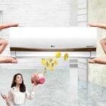 Mẹo sử dụng máy lạnh tiết kiệm điện các bạn không nên bỏ qua