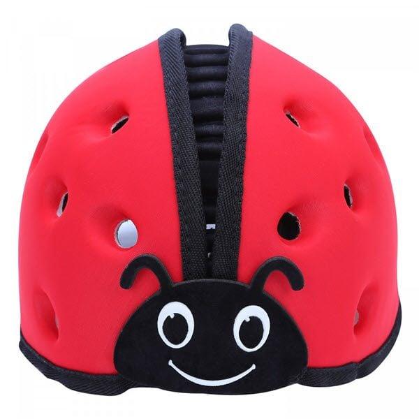 Mũ bảo hiểm cho bé Mumguard - Hình bọ cánh cam (đỏ)