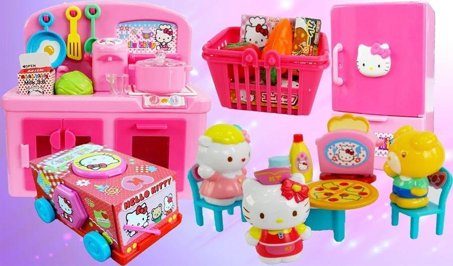 Những bộ đồ chơi cho bé gái mẹ nên mua giúp con phát triển toàn diện hơn