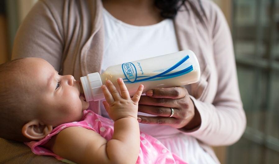 Bình sữa Dr Brown's – Thương hiệu hàng đầu từ Hoa Kỳ mẹ không nên bỏ qua