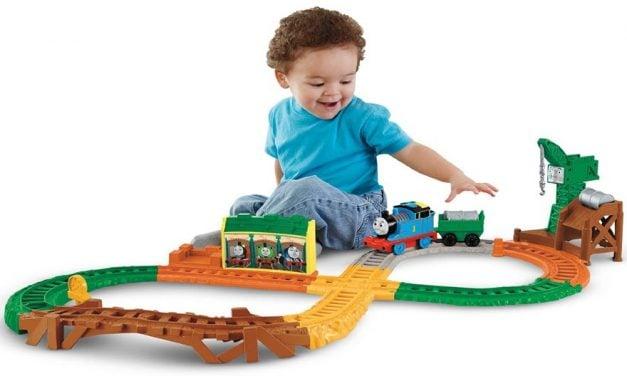 Top 5 đồ chơi cho bé trai kích thích sự sáng tạo và trí tưởng tượng