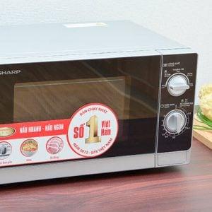 Lò vi sóng Sharp R – 205VN(S) 20 lít