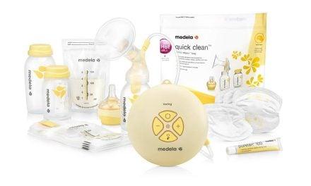 Máy hút sữa Medela – Thương hiệu máy kích sữa tốt nhất cho mẹ có con nhỏ