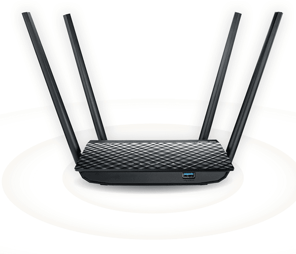 Router wifi Asus RT–AC1300UHP