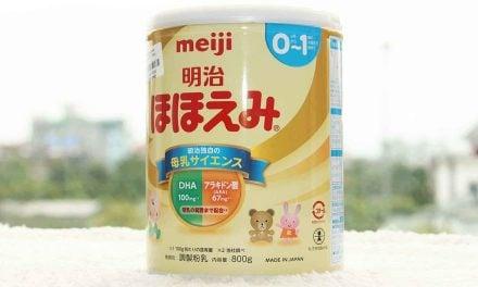 Sữa Meiji Nhật Bản – Thương hiệu sữa hàng đầu cho bé yêu