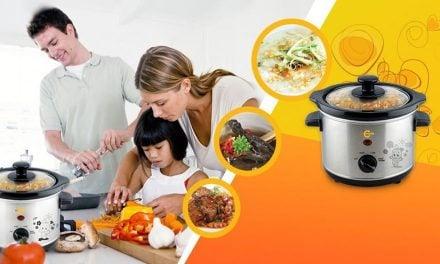 Top 5+ nồi nấu cháo chậm cho bé nào tốt nhất hiện nay 2019
