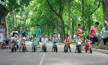 Xe thăng bằng Ander mini cho bé – Sự lựa chọn tốt nhất của bố mẹ