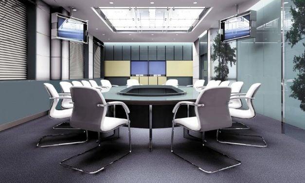 Cách chọn ghế phòng họp phù hợp với không gian