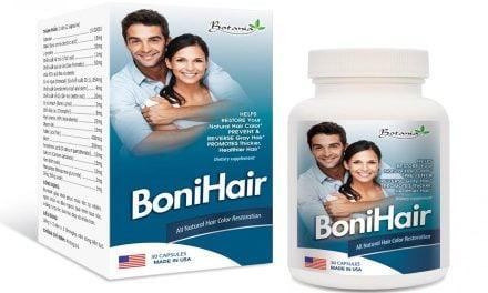 BoniHair – Ngăn chặn bạc tóc một cách hiệu quả