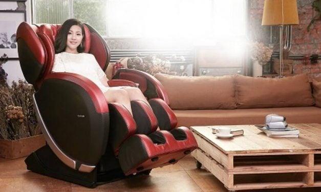 Top 5+ thương hiệu ghế massage toàn thân nào tốt nhất hiện nay 2020