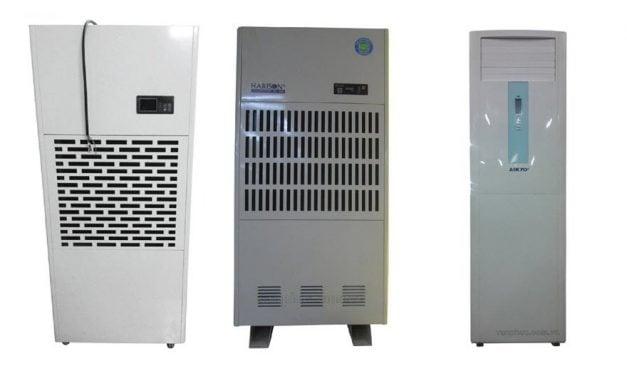 Kinh nghiệm chọn mua máy hút ẩm công nghiệp loại nào tốt nhất hiện nay