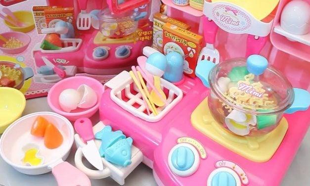 5 bộ đồ chơi nấu ăn bán chạy nhất dành cho các bé gái từ 3 – 10 tuổi