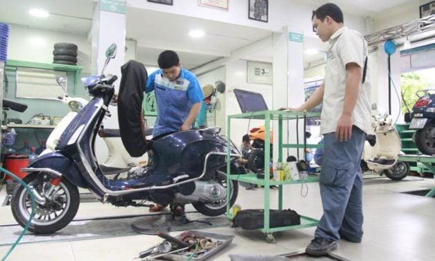 Cách bảo dưỡng xe tay ga định kỳ với 10 chi tiết cơ bản, bạn nên biết