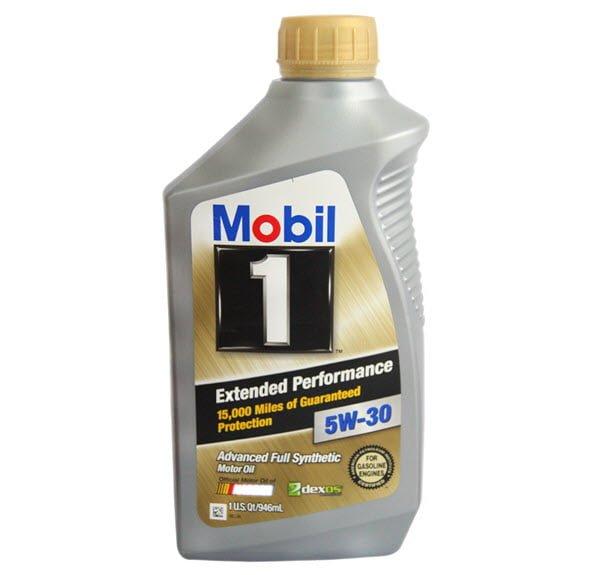 Nhập khẩu từ Mỹ nên Mobil 1 5W30 Gold có khả năng chống cặn cho động cơ hiệu quả