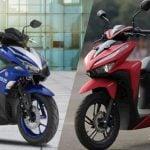 Nên mua xe tay ga hãng nào tốt giữa: Honda, Piaggio, Yamaha và Suzuki?
