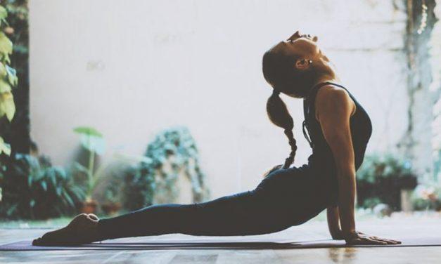 5 bài tập yoga để có eo thon chỉ sau 10 ngày luyện tập