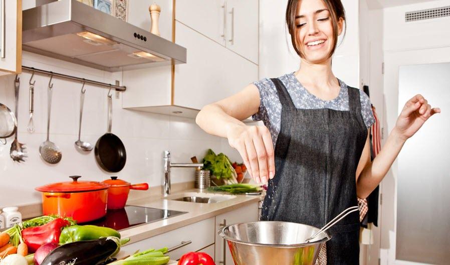 Bỏ túi 5 mẹo vặt hay trong nhà bếp
