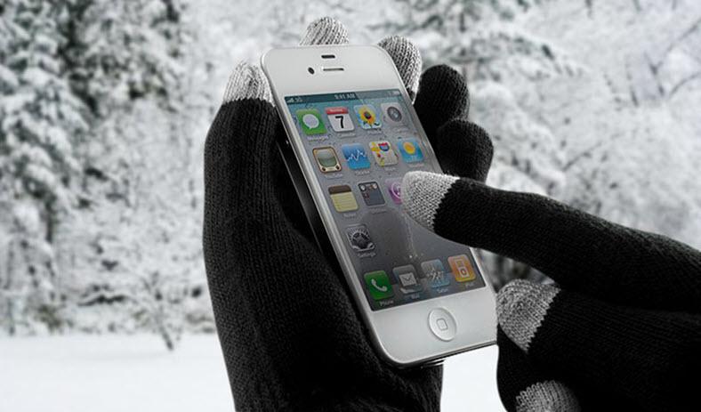 Các sự cố thường gặp và cách bảo vệ smartphone khi thời tiết quá lạnh