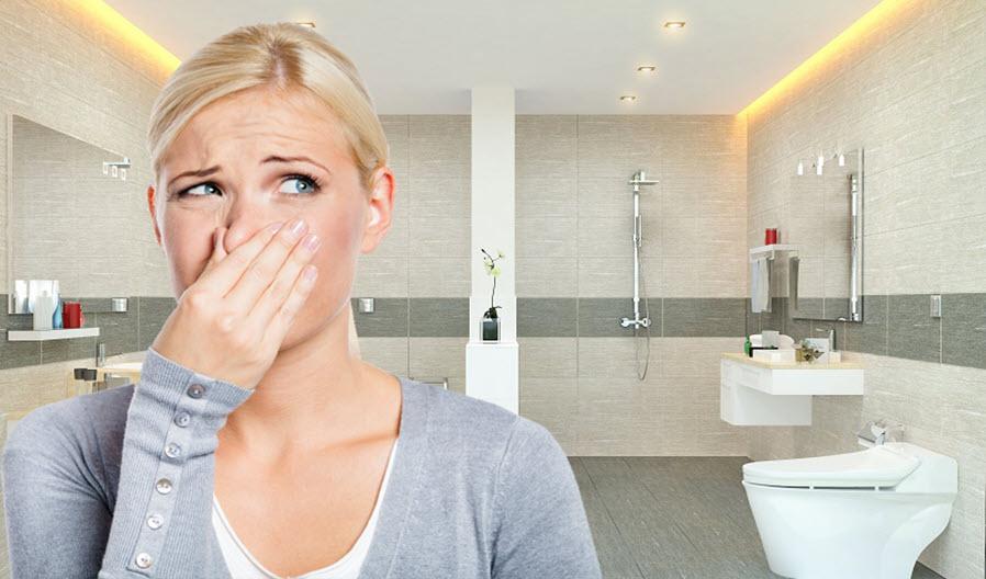 10 cách khử mùi hôi hiệu quả trong nhà vệ sinh