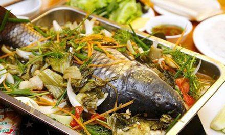 Hướng dẫn cách làm món cá chép om dưa thơm ngon, hấp dẫn ngay tại nhà