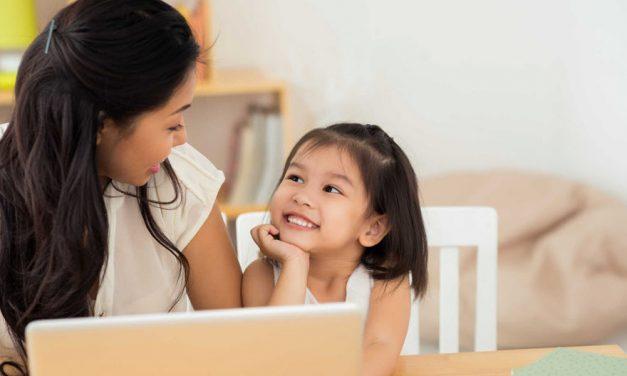 6 kỹ năng để trở thành bạn của con trẻ