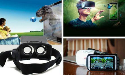 Top 10+ kính thực tế ảo nào tốt nhất hiện nay 2020