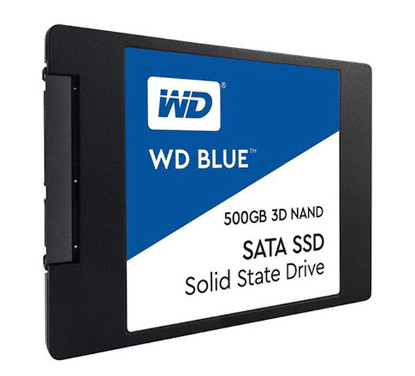 Ổ cứng SSD 3WD Blue 1TB 3D NAND