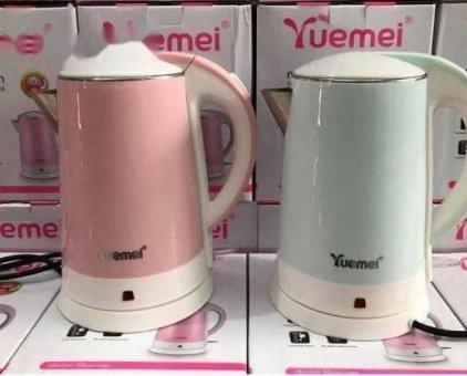Bình đun nước siêu tốc Yuemei Thái Lan 1.8L (Mới 100%)