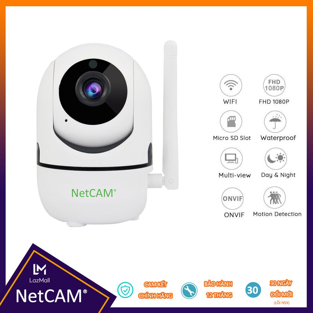 Camera IP wifi NetCAM NR02 1080P - Hãng Phân Phối Chính Thức