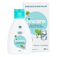 Dung dịch vệ sinh phụ nữ Lincare Ice