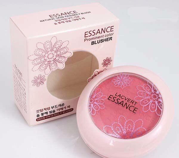 Phấn má hồng rạng rỡ lâu trôi Essance