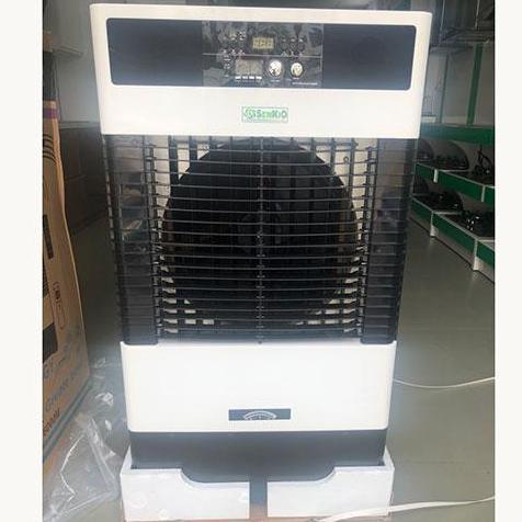 Quạt điều hòa hơi nước cao cấp Senkio HT 6000M Có Nhạc (có Radio FM, MP3, Loa Bluetooth)