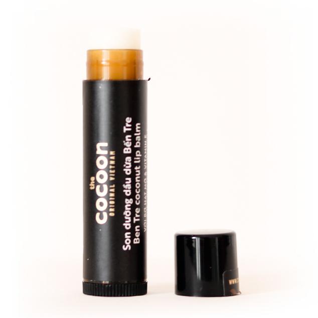 Son dưỡng môi Lip care Cocoon 5g từ dầu dừa bến tre