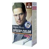 Thuốc Nhuộm Tóc Cho Nam Giới Bigen Men's Speedy Color