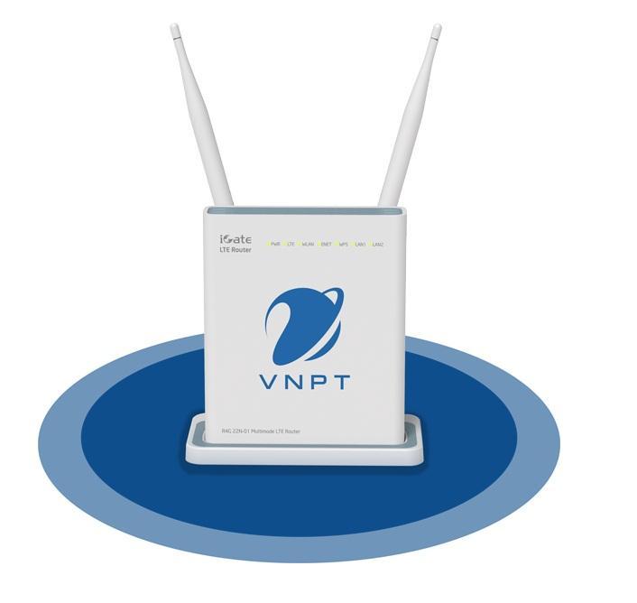 Bộ phát Wifi 4G VNPT iGate R4G 22N-01