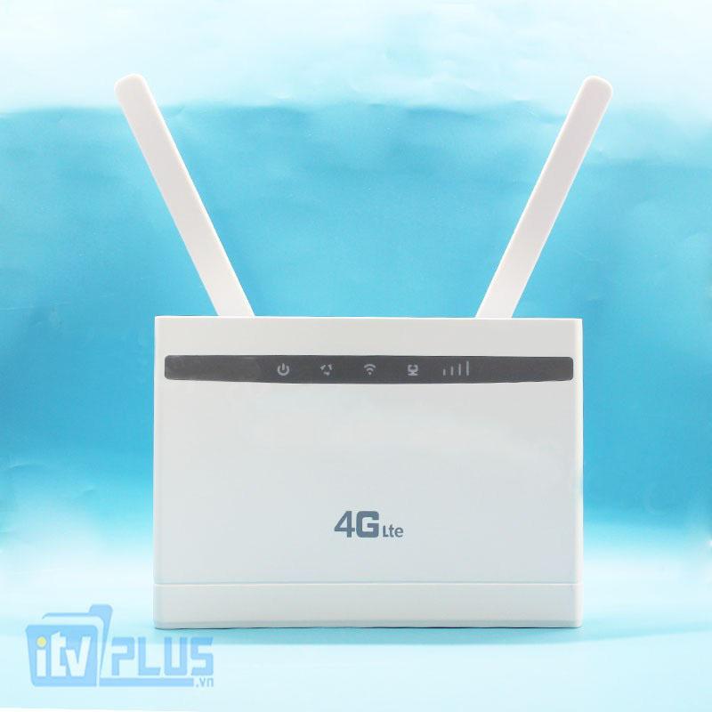 Bộ Phát Wifi 4G ZTE CP101 - Hàng Chính Hãng, Tốc Độ 300Mbps