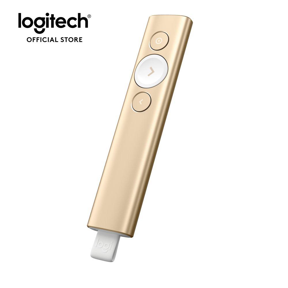 Bút trình chiếu cao cấp Spotlight - Đèn laze kỹ thuật số, Nhấn mạnh, Phóng to, Đầu thu USB hoặc kết nối Bluetooth, Cắm vào là sử dụng ngay, Phạm vi hoạt động 30m