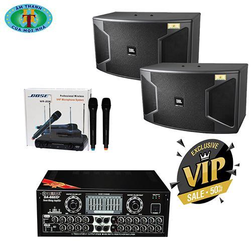 Dàn âm thanh karaoke JBL SA - 888XP