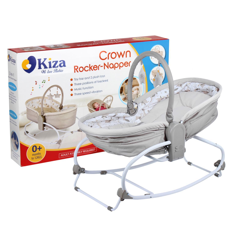 Ghế rung Kiza 3 in 1 Crown