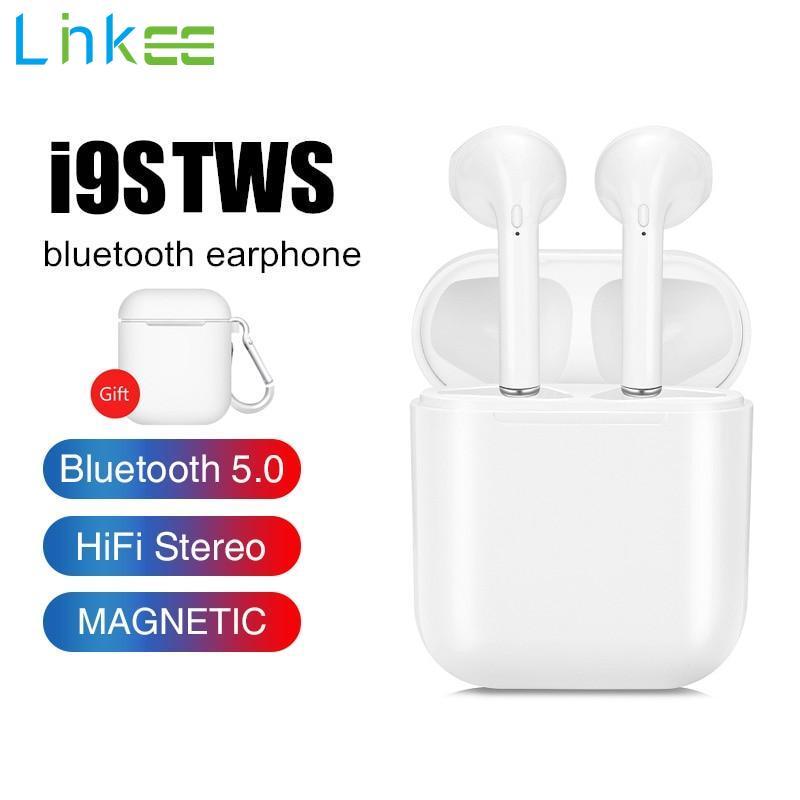 I9S Mini Không Dây Bluetooth, âm Thanh Stereo Tai Nghe Nhét Tai Tai Nghe Sạc Hộp Cho Iphone Android Huawei Xiaomi Samsung Tất Cả Các Điện Thoại Thông Minh